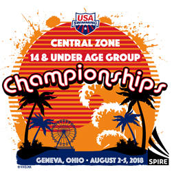 2018 Central Zone 14&Under Championships Awards