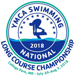2018 YMCA Long Course Nationals Awards