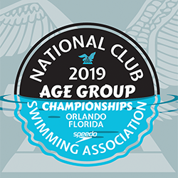 2019 NCSA Age Group Swimming Championships Action