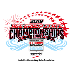 2019 IL Age Group Long Course Championships Action