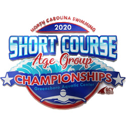2020 NC Short Course Age Group Championships Awards
